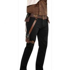 Steampunk Belt Holster - Adult