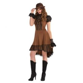 Steampunk Dress - Adult Standard