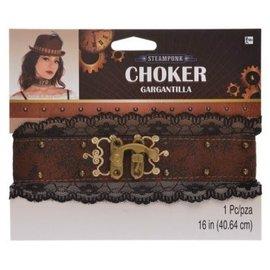Steampunk Choker