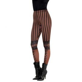 Steampunk Leggings - Adult Standard