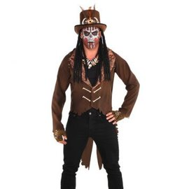 Witch Doctor Jacket - Adult Standard