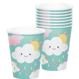 Happy Clouds Cups 8ct