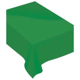 Fabric Tablecloth - Festive Green