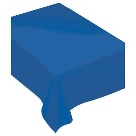 Fabric Tablecloth - Bright Royal Blue