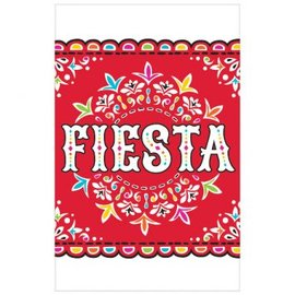 Fiesta Table Cover 54in x 102in Plastic