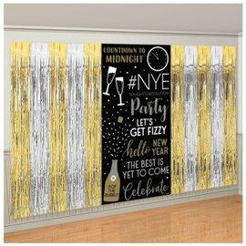 New Year's Fringe & Scene Setters® Combo Backdrop