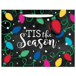 Twinkle Lights Medium Horizontal Bag w/ Gift Tag