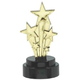 "Hollywood Trophy 6pk 4"""