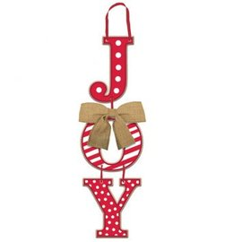 Holiday Speciality Triple Sign- 'Joy'