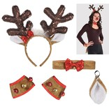 Adult Vixen Reindeer Accessory Kit