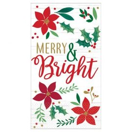 Christmas Wishes Guest Towels-16ct