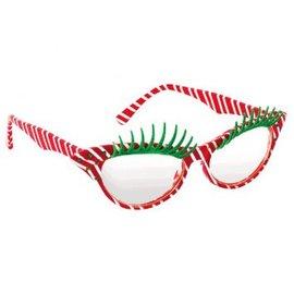 Fashion Candy Cane Glasses