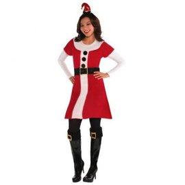 Santa Sweater Dress L-XL