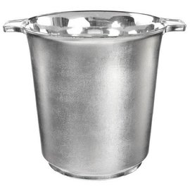 Premium Ice Bucket Silver