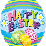 Happy Easter Balloon, 18""