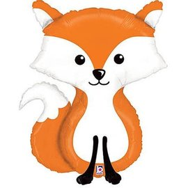 "Woodland Fox Balloon, 36"" (#246)"