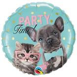 "Studio Pets- Party Time! Balloon, 18"""