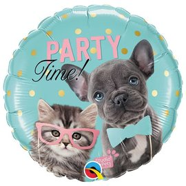 "Studio Pets- Party Time! Balloon, 18"" (#58)"