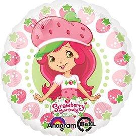 "Strawberry Shortcake Berry Balloon, 18"" (#94)"