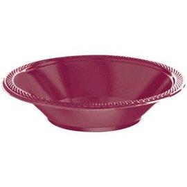 Berry Plastic Bowls, 12oz.  20count