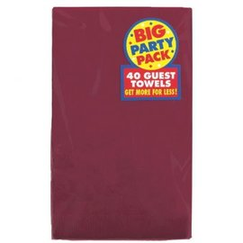Berry Big Party Pack 2-Ply Guest Towels, 40ct