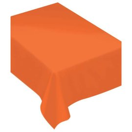 "Fabric Tablecloth - Orange Peel 60""x84"""