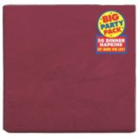 Berry Big Party Pack 2‑Ply Dinner Napkins, 50ct