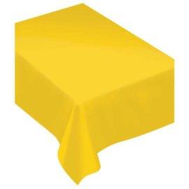 Fabric Tablecloth - Yellow Sunshine