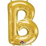 "16"" Letter B - Gold"