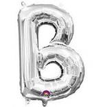 "16"" Letter B - Silver"