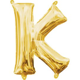 "16"" Letter K - Gold"