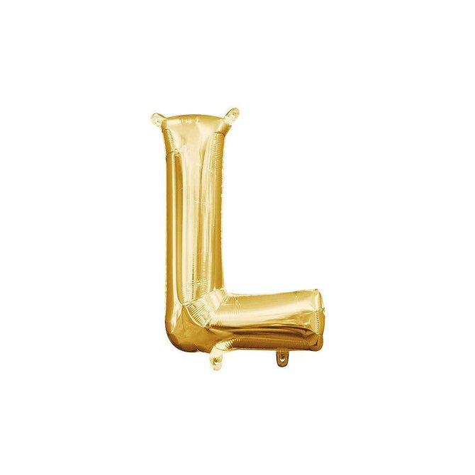 """16"""" Letter L - Gold"""