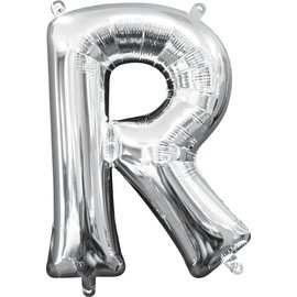 "16"" Letter R - Silver"