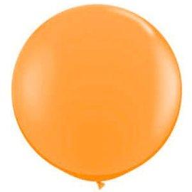 2FT Round Orange  Latex