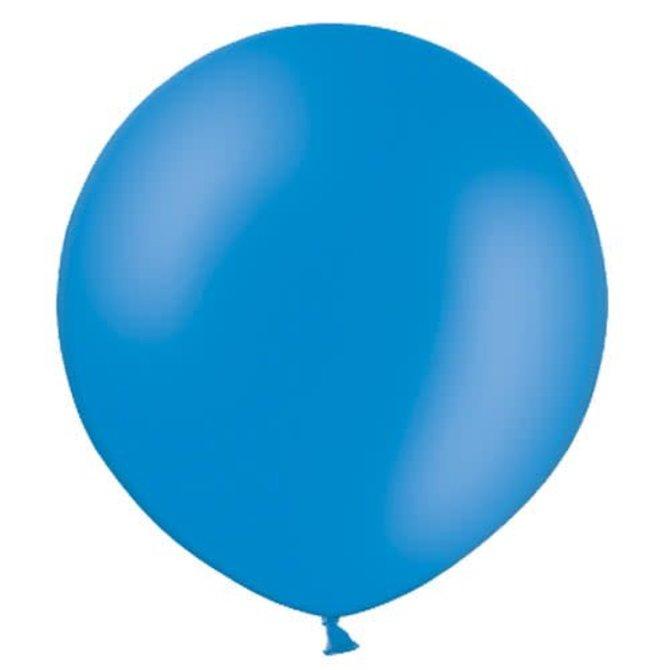 2FT Round Royal Blue  Latex