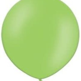 2FT Round Lime  Latex