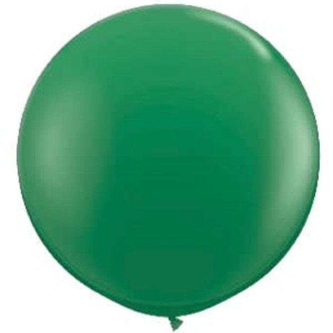2FT Round Green  Latex