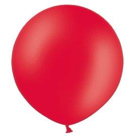 2FT Round Red Latex