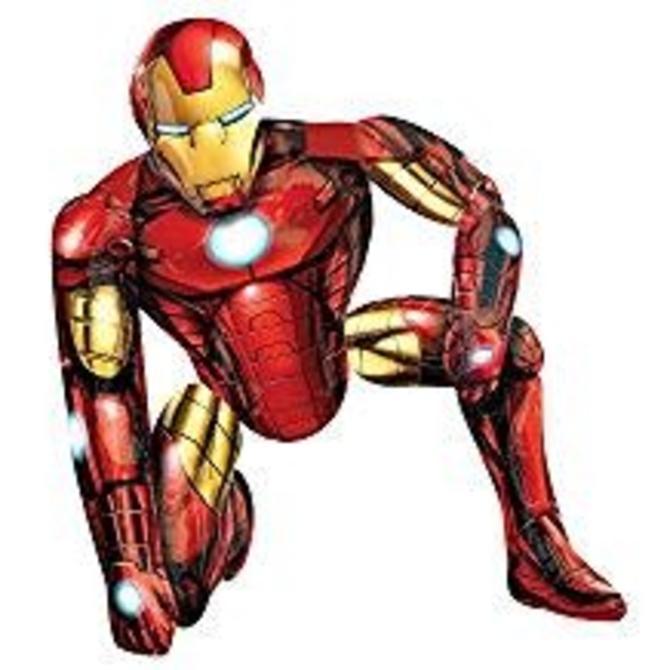 """46"""" Iron Man Airwalker"""