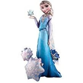 57'' Elsa The Snow Queen Airwalker