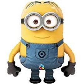 Minion Pull-Along Balloon, 28""
