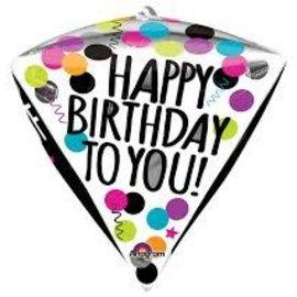 Happy Birthday Diamonds