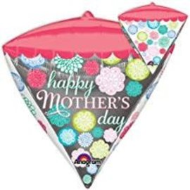 Happy Mother's Day Diamond Balloon