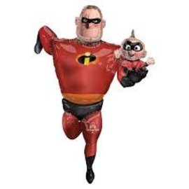 "67"" Mr. Incredible Airwalker"