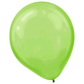 Kiwi Pearl Latex Balloons - Packaged, 15 ct.