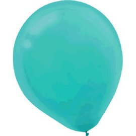 Robin's-egg Blue Latex Balloons - Packaged, 15 ct.