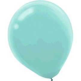 Robin's-egg Blue Latex Balloons - Packaged, 72 ct.