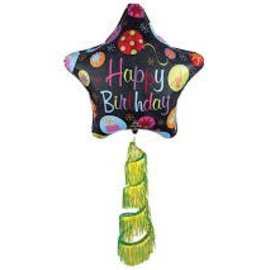 "70"" Happy Birthday Bursts Airwalker (#48)"