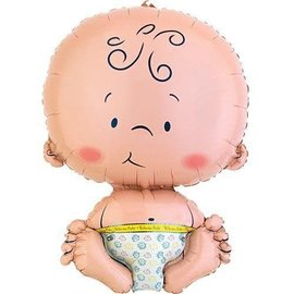 "Welcome Baby Balloon, 24"" (#143)"