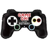 """Game Controller Birthday Balloon, 36"""""""